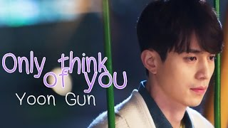 Watch Yoon Gun Only Think Of You video