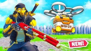 LOOT CARRIERS are OP in Fortnite Battle Royale