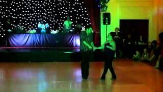 Pete Green & Elizabeth LaGue - WDM European Dance Masters 2011