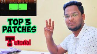 Top 3 Octapad Patches | Tutorial | Himanshu kapse