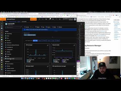 Intro to Microsoft Azure Resource Manager Templates