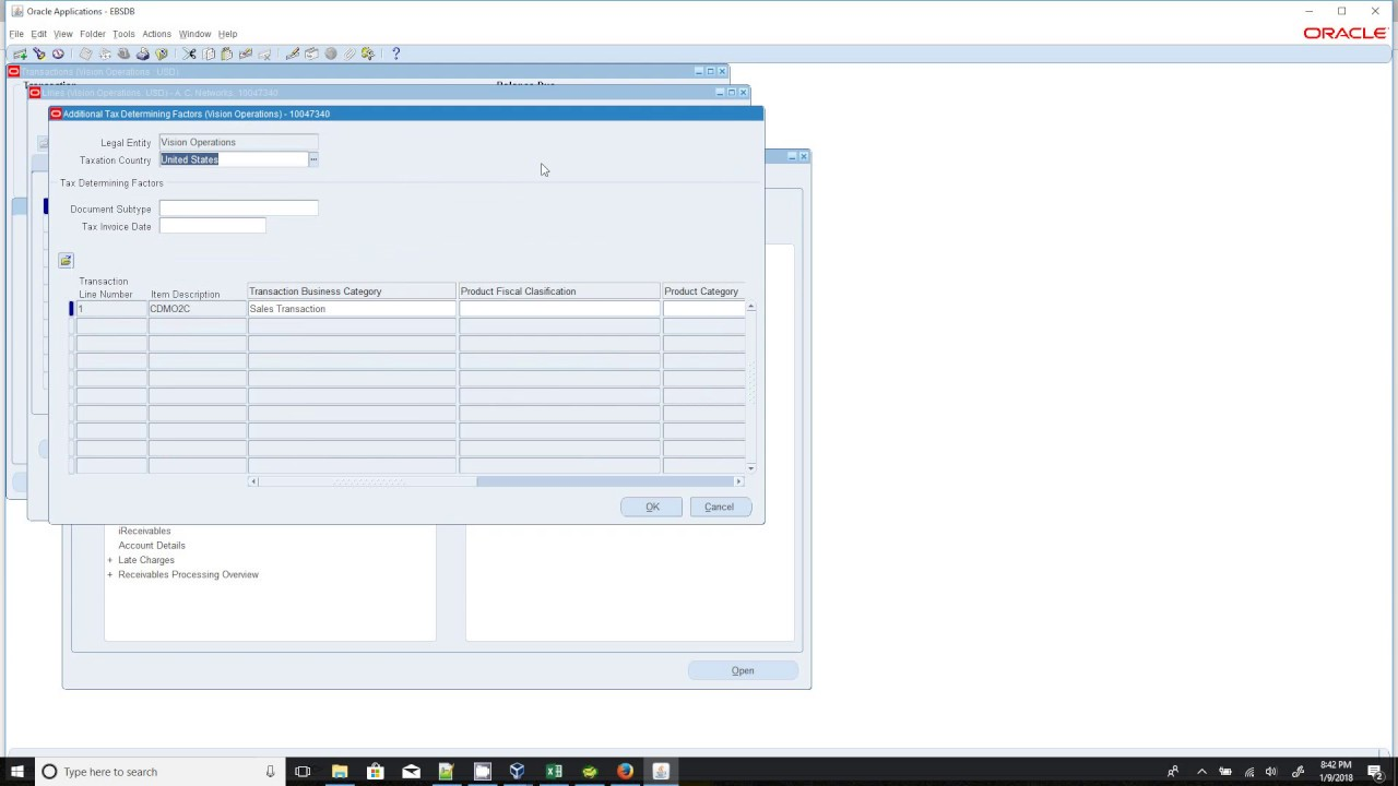 Ar Invoice Query In Oracle Apps R12