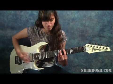 Nili Brosh - Wafer (Sample: Form & Solo) June '11
