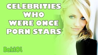 Celebrities Who Were Once Porn Stars