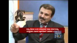 SUVARNA NEWS - TARGET WITH ANNA HAZARE SEG - 2.