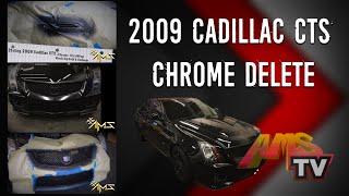 Video Project 8 2009 Cadillac CTS Plasti Dip Wrapping Chrome w/ Satin Black download MP3, 3GP, MP4, WEBM, AVI, FLV Juli 2018