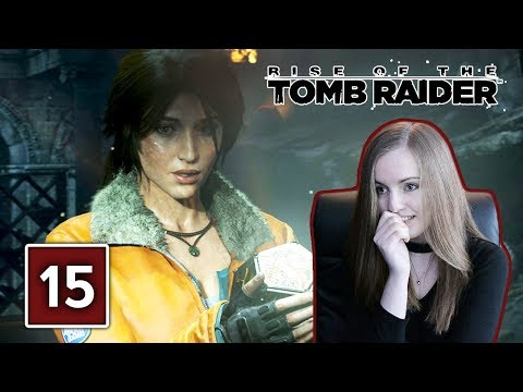 THE ATLAS | Rise Of The Tomb Raider Gameplay Walkthrough Part 15