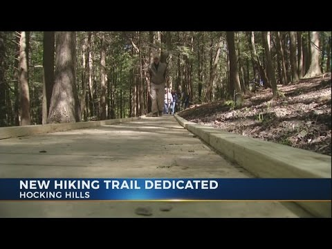 New trails open at Hocking Hills State Park