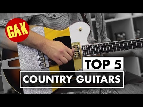 TOP 5 Electric Country Guitars