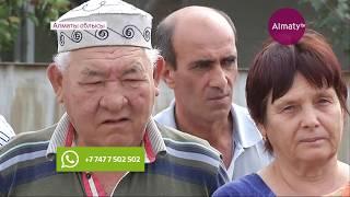 Көксай ауылының тұрғындары 20 жылдан бері жол азабын тартып отыр (12.09.17)