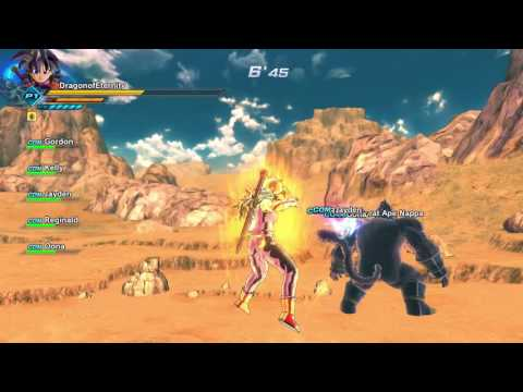 Dragon Ball Xenoverse 2: Part 20 - Expert Mission Glitchy Tutorial Bullshit...