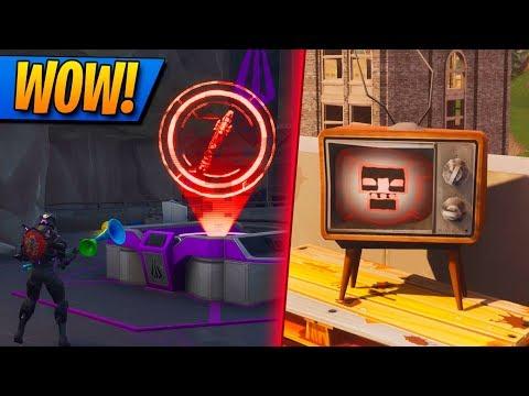 **TEMPORADA 5** Se han ENCENDIDO las TVs! FORTNITE: Battle Royale thumbnail