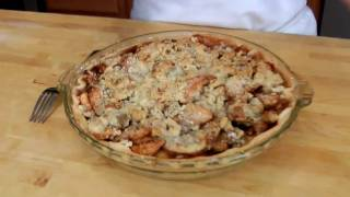 Caramel Apple Pie - Recipe By Laura Vitale - Laura In The Kitchen Episode 205