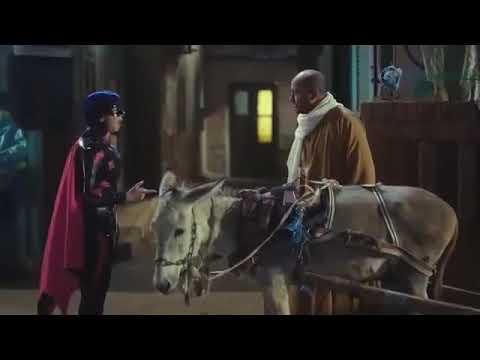 شاهد سوبر ميرو تنقذ الحمار من التعذيب والموت /- مسلسل #سوبر_ميرو #رمضان٢٠١٩