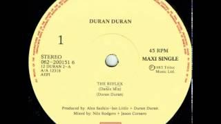 "Duran Duran – The Reflex  (12"" Dance Mix)"