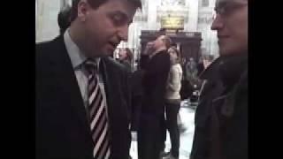 Joe Rowley interviews Douglas Alexander