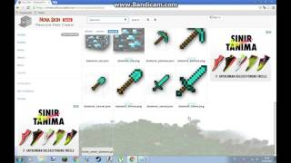 Minecraft Texture Pack Editleme / Nova Resource Pack Editor