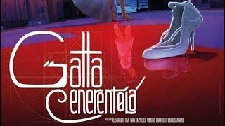 Золушка-кошка / Gatta Cenerentola (2017) Official Trailer HD