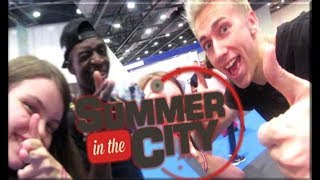 SUMMER IN THE CITY 2017