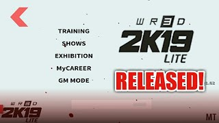 Download Wwe 2k19 Wr3d Mod Link In Description By Wr3d