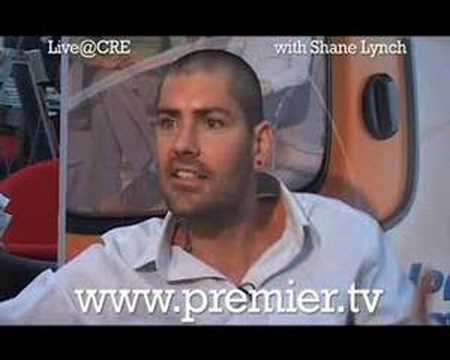 Boyzone's Shane Lynch loves Jesus!