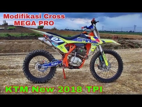 Modifikasi TRAIL KTM NEW 2018 TPI Basic Mega PRo