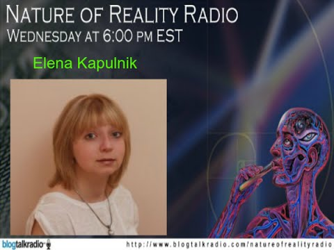 Elena Kapulnik: ET's, Crystals, Disclosure, Reiki, Secret Space Program, & More