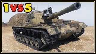 M48A5 Patton - 10 Kills - 10K Dmg - World of Tanks Gameplay