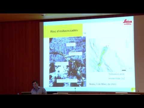 Aplicacions de LiDAR Aerotransportat al ICC