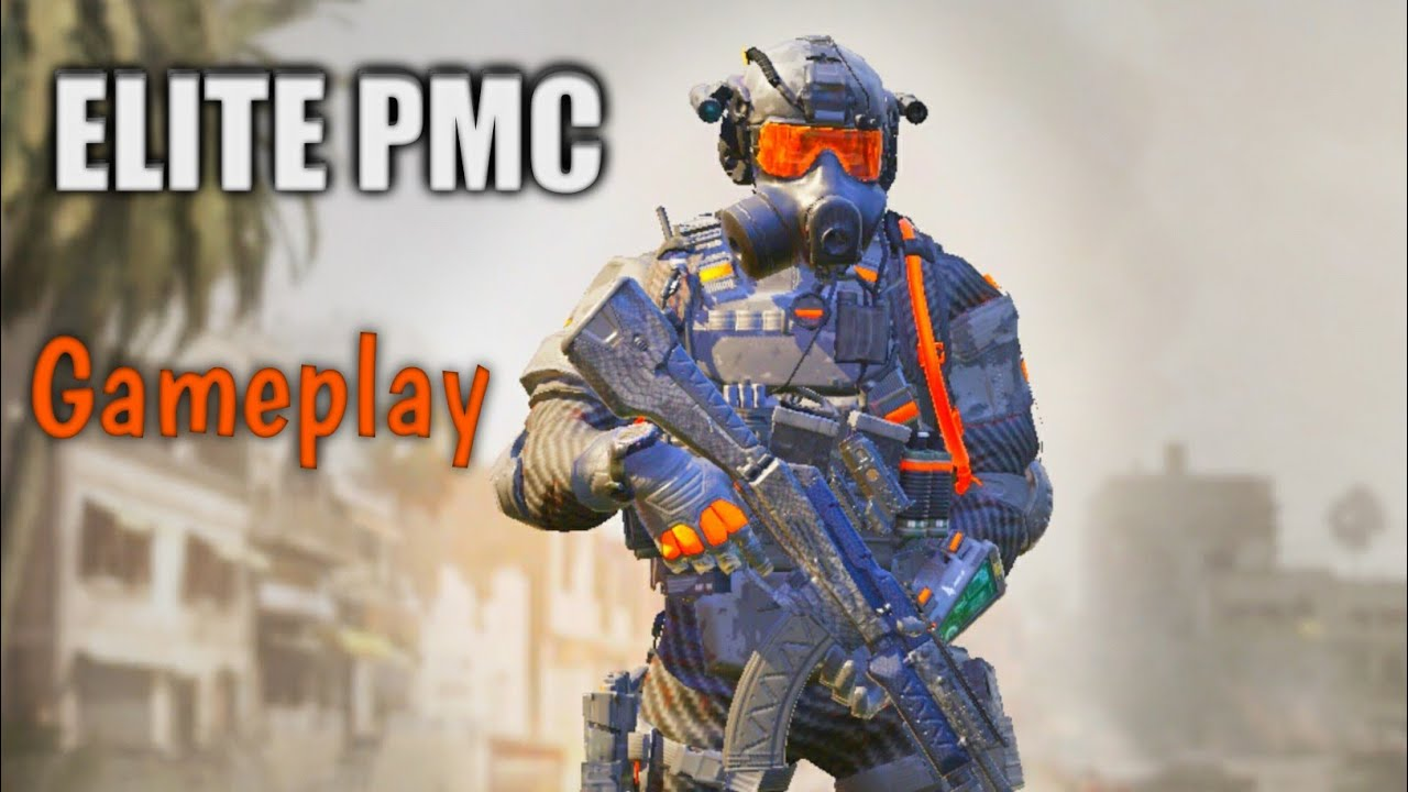 Call Of Duty Mobile Elite Pmc Gampeplay Youtube