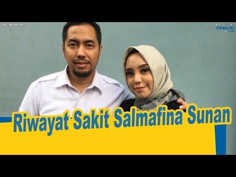 Salmafina Sunan Punya Riwayat Sakit Maag, Sunan Kalijaga Jelaskan Kondisi Putrinya Saat Ini