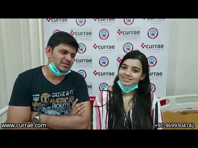 Mr. & Mrs. Akshay   Birthing   Dr. Vidya Shetty (Consultant - Gynecology)   Currae Hospitals