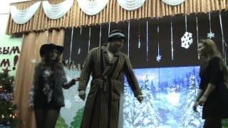 Мюзикл ''Новые приключения Алладина''  часть 2