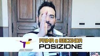 TUTORIAL 14 – Prima e Seconda posizione – Tutorial Piano Accordion – Gianluca Pica