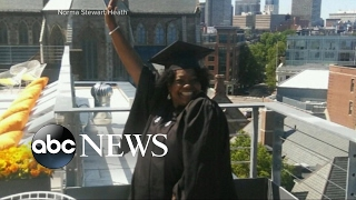 From rock bottom to Ivy Leaguer