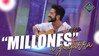 """¡INÉDITO! Camilo nos canta """"Millones"""" en directo - El Hormiguero"""