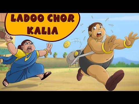 Ladoo Chor  Chhota Bheem Full Episodes in Hindi