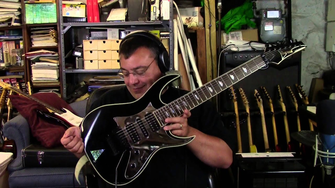 chinese copy ibanez universe youtube