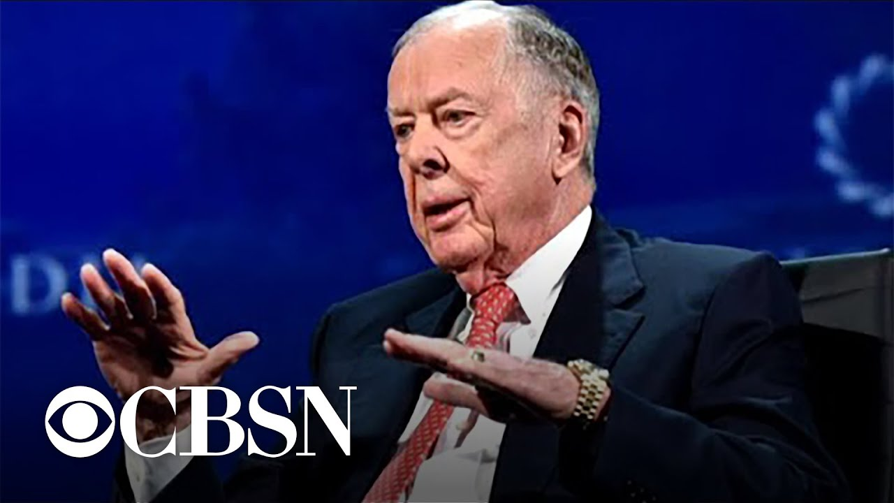 T. Boone Pickens, Texas oil tycoon, has died at age 91