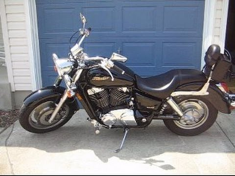 basic motorcycle maintenance how to s honda 2002 vt1100 shadow rh youtube com 2007 Honda Sabre Customizing Parts 2007 Honda Sabre Customizing Parts