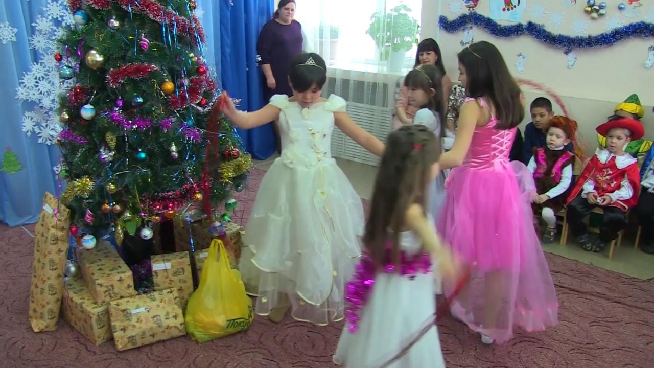 Новогодняя Ёлка в Быковском СРЦ