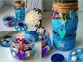 DIY Mason Jar Room Decor And Crafts Ideas - Mason Jar Tutorials