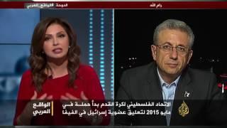 الواقع العربي-ملاعب المستوطنات.. سرقة برعاية الفيفا