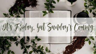 Friday Devotion 8-20-21