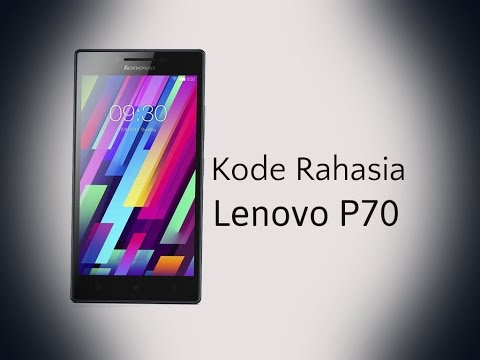 Kode Rahasia Lenovo p70
