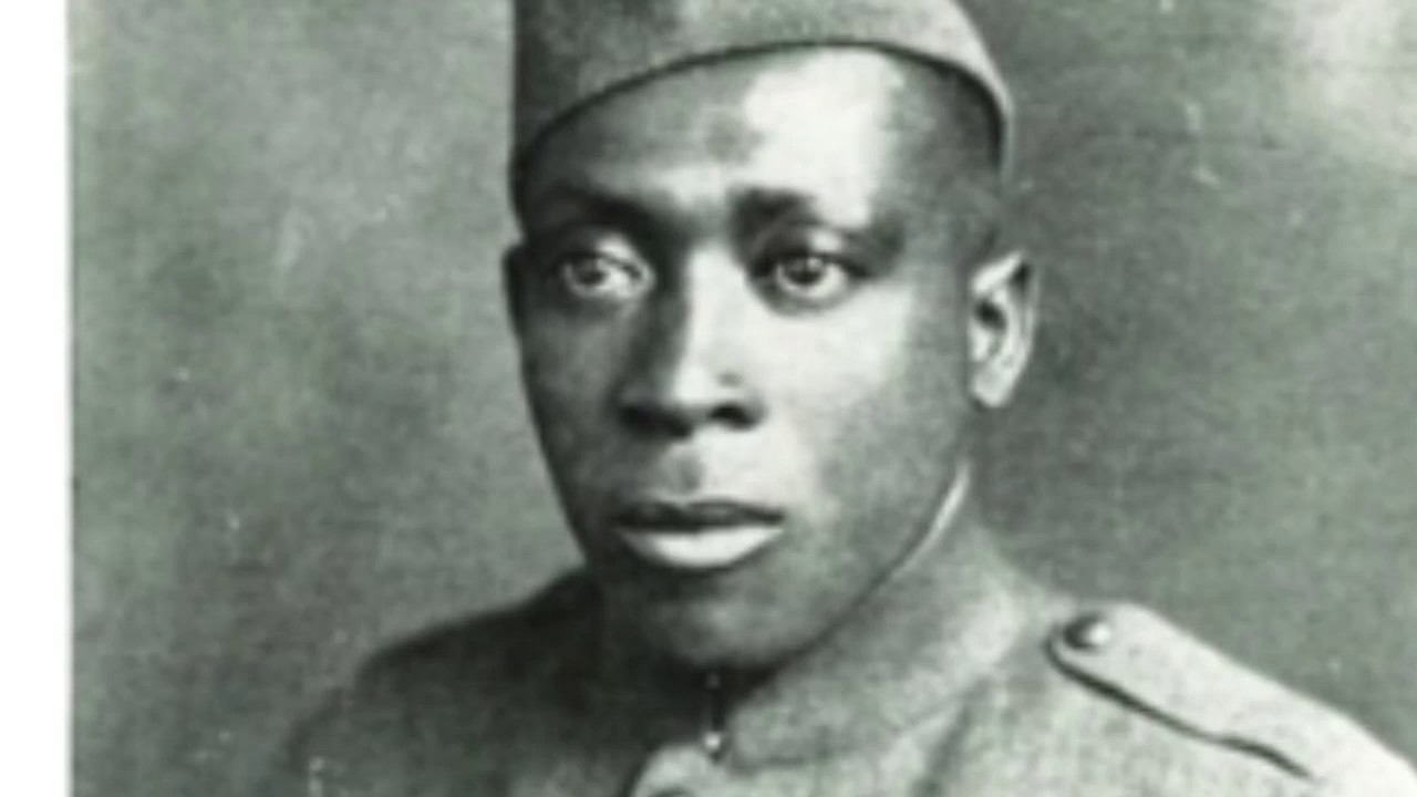Black Heroes : SGT William Henry Johnson