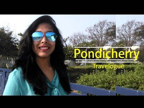 Pondicherry Travel Diaries |White Town, Church, Paradise Beach, Promenade Beach and Matri Mandir|
