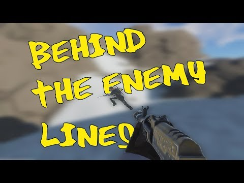 BEHIND THE ENEMY LINES | Rust (PVP Montage) + Raids thumbnail