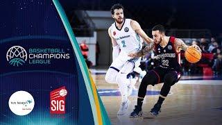 Türk Telekom v SIG Strasbourg - Full Game - Basketball Champions League 2019-20