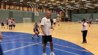 Dave Severns (Elite Basketball Camp 2017)